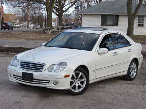 2007 Mercedes-Benz C-Class for sale at Highland Luxury in Highland IN