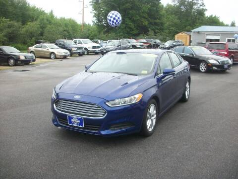2016 Ford Fusion for sale at Auto Images Auto Sales LLC in Rochester NH