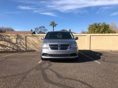 2015 Dodge Grand Caravan for sale at UR APPROVED AUTO SALES LLC in Tempe AZ