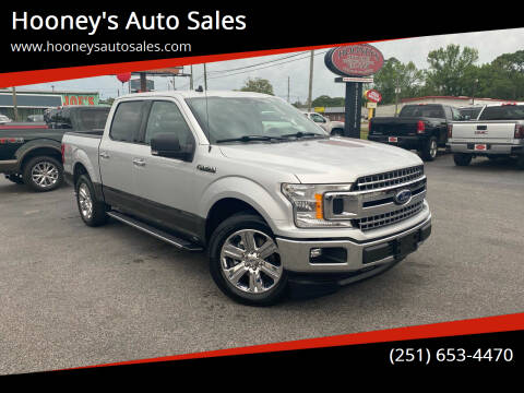2019 Ford F-150 for sale at Hooney's Auto Sales in Theodore AL
