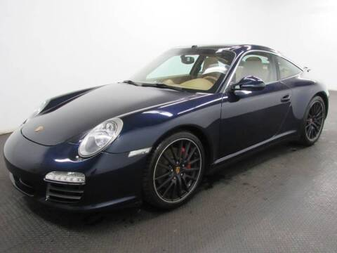 2009 Porsche 911 for sale at Automotive Connection in Fairfield OH