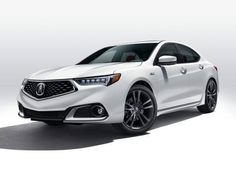 2020 Acura TLX for sale at BASNEY HONDA in Mishawaka IN