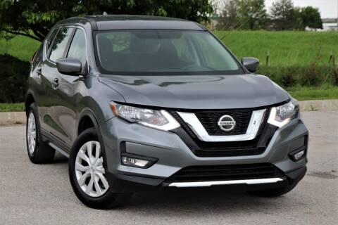 2018 Nissan Rogue for sale at Big O Auto LLC in Omaha NE