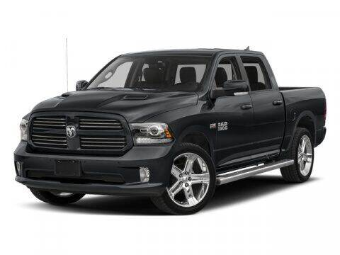 2017 RAM Ram Pickup 1500 for sale at NICKS AUTO SALES --- POWERED BY GENE'S CHRYSLER in Fairbanks AK