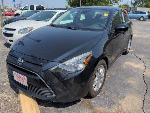 2016 Scion iA for sale at Affordable Autos in Wichita KS