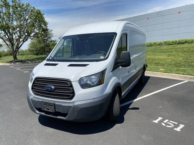 2016 Ford Transit Cargo for sale at SEIZED LUXURY VEHICLES LLC in Sterling VA