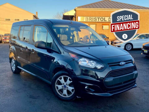 2015 Ford Transit Connect Wagon for sale at Bristol Auto Mall in Levittown PA