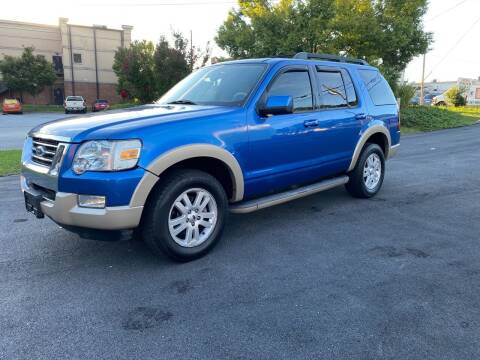 2010 Ford Explorer for sale at GTO United Auto Sales LLC in Lawrenceville GA