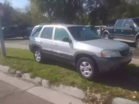 2004 Mazda Tribute for sale at D & D Auto Sales in Topeka KS