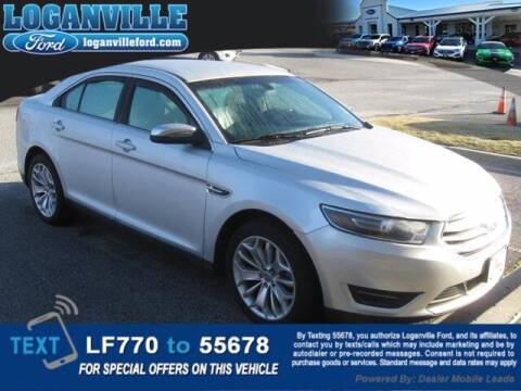 2016 Ford Taurus for sale at Loganville Ford in Loganville GA