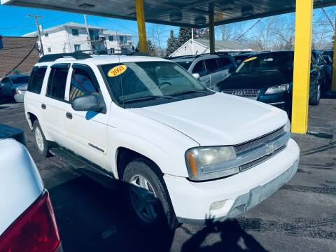 2003 Chevrolet TrailBlazer for sale at Car Credit Stop 12 in Calumet City IL