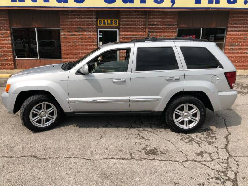 2009 Jeep Grand Cherokee for sale at Atlas Cars Inc. in Radcliff KY