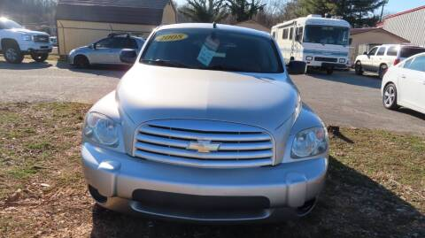 2008 Chevrolet HHR for sale at RIVERSIDE CUSTOM AUTOMOTIVE in Mc Minnville TN