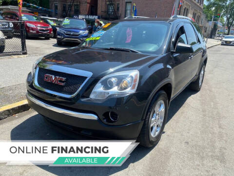 2011 GMC Acadia for sale at ARXONDAS MOTORS in Yonkers NY