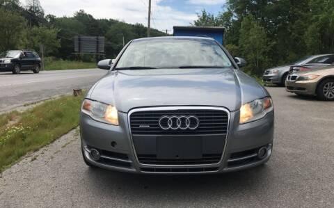 2007 Audi A4 for sale at ALZ Auto Sales in Mount Pocono PA