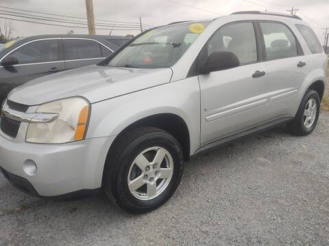 2009 Chevrolet Equinox for sale at Mr E's Auto Sales in Lima OH