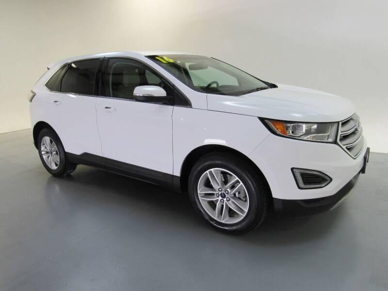 2016 Ford Edge for sale at Salinausedcars.com in Salina KS