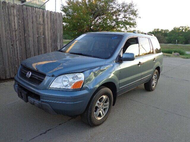 2005 Honda Pilot for sale at S & M IMPORT AUTO in Omaha NE