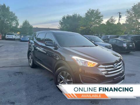2015 Hyundai Santa Fe Sport for sale at Integrity Auto Sales in Brownsburg IN