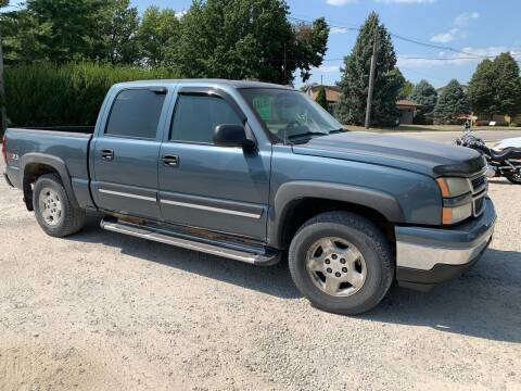 2006 Chevrolet Silverado 1500 for sale at GREENFIELD AUTO SALES in Greenfield IA