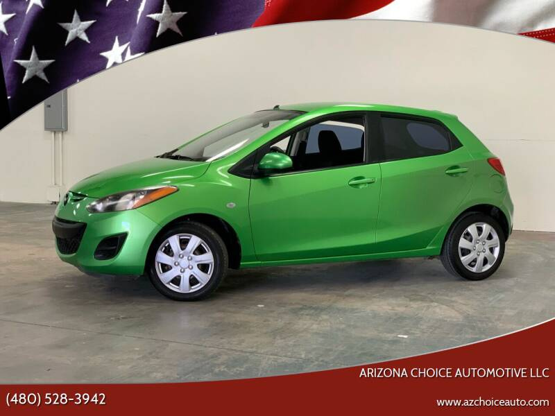 2011 Mazda MAZDA2 for sale at Arizona Choice Automotive LLC in Mesa AZ