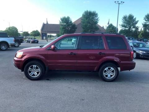 2004 Honda Pilot for sale at ROSSTEN AUTO SALES in Grand Forks ND