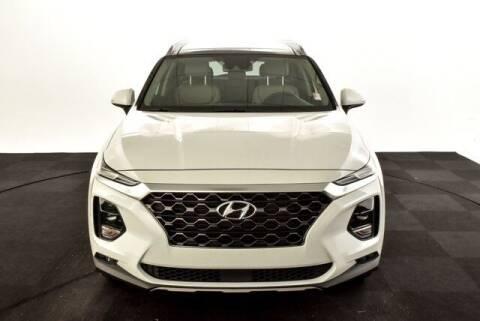 2020 Hyundai Santa Fe for sale at Southern Auto Solutions-Jim Ellis Hyundai in Marietta GA