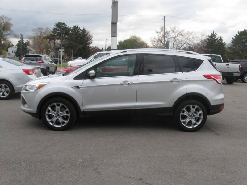 2014 Ford Escape for sale at MCQUISTON MOTORS in Wyandotte MI
