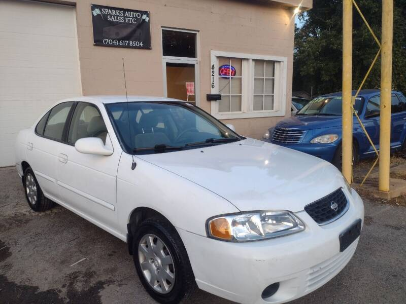 2002 Nissan Sentra for sale at Sparks Auto Sales Etc in Alexis NC