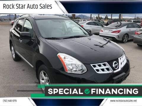 2011 Nissan Rogue for sale at Rock Star Auto Sales in Las Vegas NV