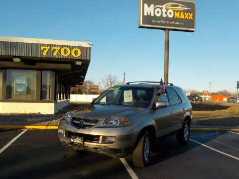 2005 Acura MDX for sale at MotoMaxx in Spring Lake Park MN