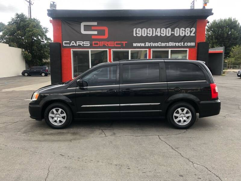 2013 Chrysler Town and Country for sale at Cars Direct in Ontario CA
