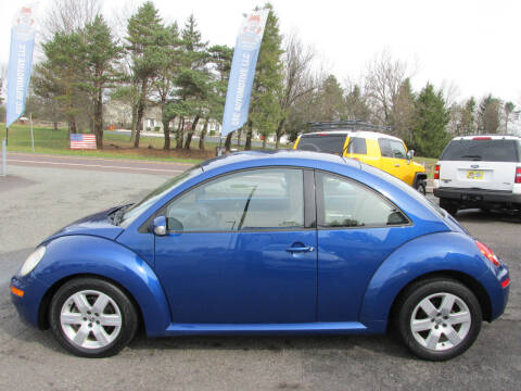 2007 Volkswagen New Beetle for sale at GEG Automotive in Gilbertsville PA