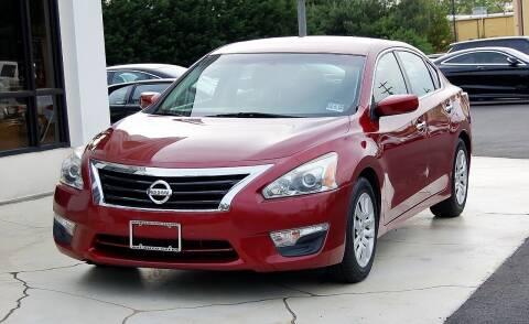 2014 Nissan Altima for sale at Avi Auto Sales Inc in Magnolia NJ