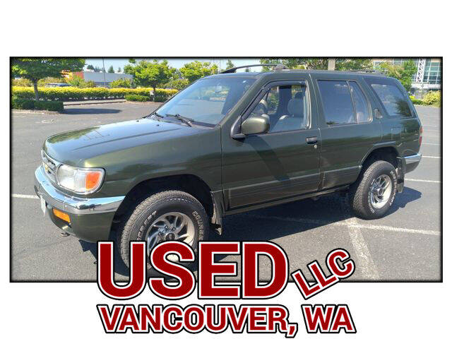 1996 Nissan Pathfinder for sale in Vancouver, WA