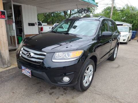 2012 Hyundai Santa Fe for sale at New Wheels in Glendale Heights IL
