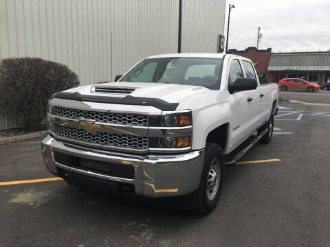 2019 Chevrolet Silverado 2500HD for sale at DAVENPORT MOTOR COMPANY in Davenport WA
