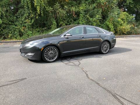 2013 Lincoln MKZ for sale at Chris Auto South in Agawam MA