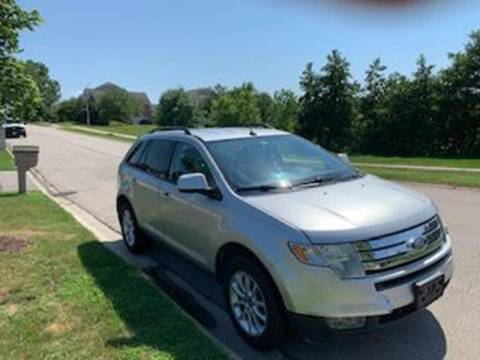 2009 Ford Edge for sale at Unix Auto Trade in Sleepy Hollow IL