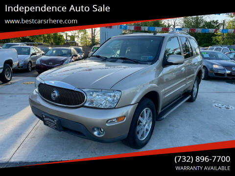 2006 Buick Rainier for sale at Independence Auto Sale in Bordentown NJ