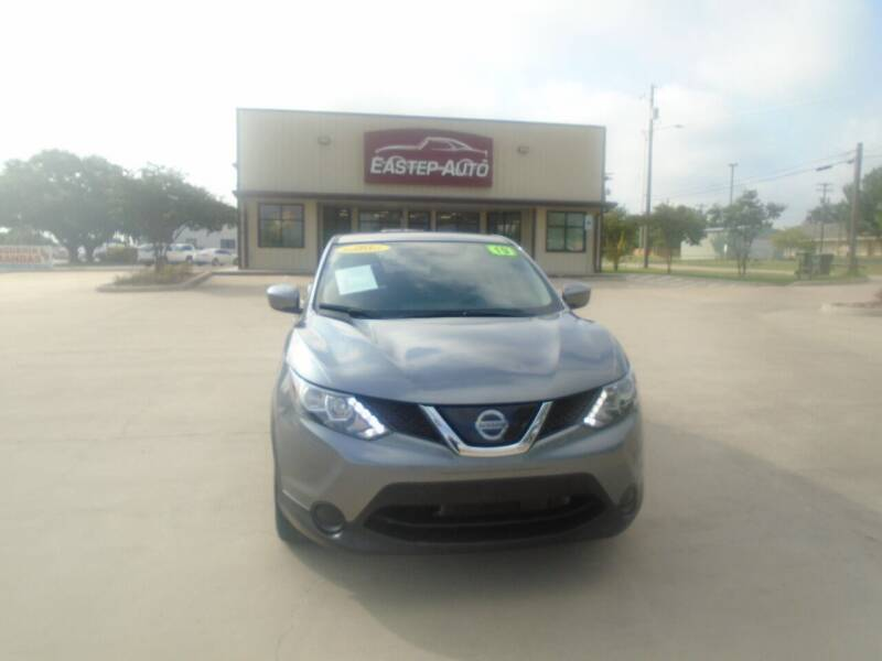 2019 Nissan Rogue Sport for sale at Eastep Auto Sales in Bryan TX