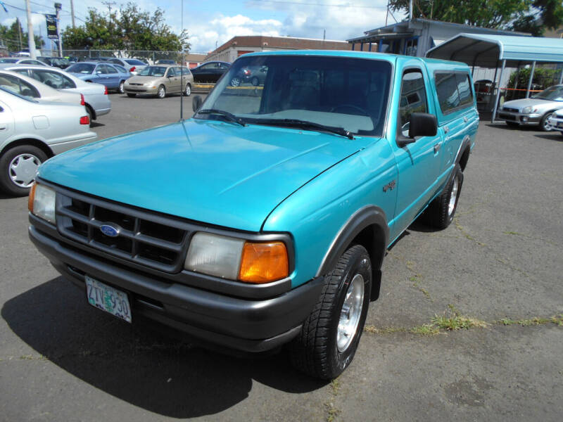 1993 Ford Ranger for sale at Family Auto Network in Portland OR