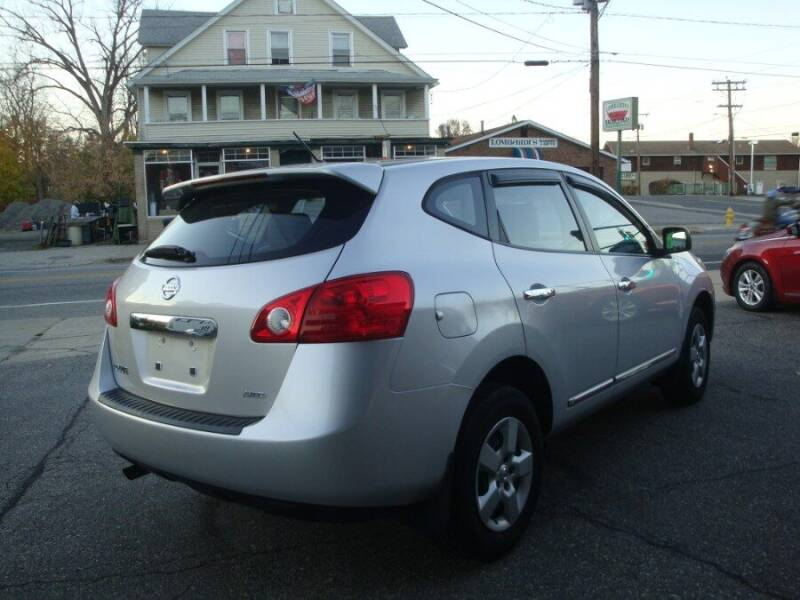 2012 Nissan Rogue for sale at ROSS MOTOR CARS in Torrington CT