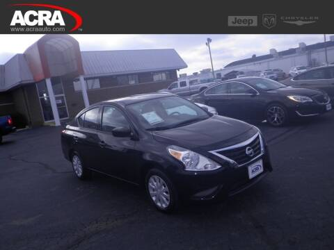 2018 Nissan Versa for sale at BuyRight Auto in Greensburg IN