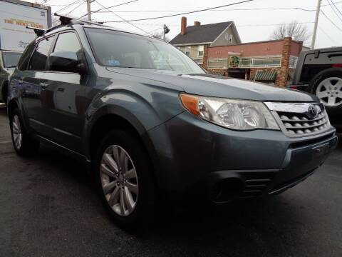 2013 Subaru Forester for sale at Best Choice Auto Sales Inc in New Bedford MA