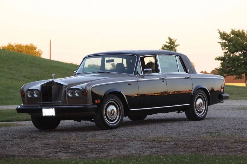 1979 Rolls-Royce Silver Wraith for sale at McQueen Classics in Lewes DE
