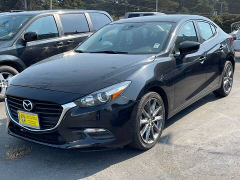 2018 Mazda MAZDA3 for sale at HARE CREEK AUTOMOTIVE in Fort Bragg CA