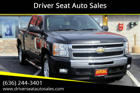 2011 Chevrolet Silverado 1500 for sale at Driver Seat Auto Sales in St. Charles MO