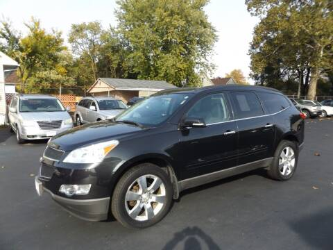 2010 Chevrolet Traverse for sale at Goodman Auto Sales in Lima OH