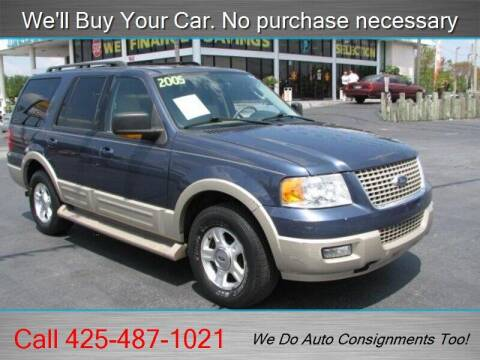 2005 Ford Expedition for sale at Platinum Autos in Woodinville WA
